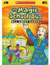 The Magic School Bus: All About Earth [New DVD]