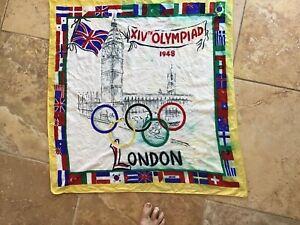 1948 London Olympics Large Scarf