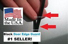 Trim Protection Molding  (4 Door Kit) BLACK car DOOR EDGE GUARDS (fits) HONDA