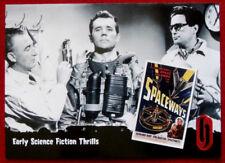 HAMMER HORROR - Series One - Card #03 - Early Sci-Fi Thrills - SPACEWAYS
