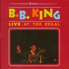 B.B. King - Live at the Regal [New CD]