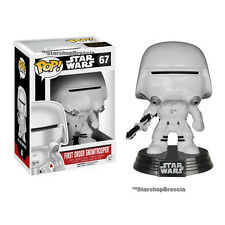 POP! Star Wars Episode VII #67 First Order Snowtrooper Bobble-Head Figure Funko