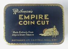 c.1930 Rothmans Empire Coin Cut Tobacco Tin 9071