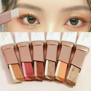 Two-tone Eyeshadow Stick Eye Modification Gradient Matte Pearlescent Eyeshadow N
