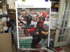 """New listing TED WILLIAMS 1978 MARKETCOM SPORTS ILLUSTRATED POSTER 23"""" X 35"""" CARDINALS"""