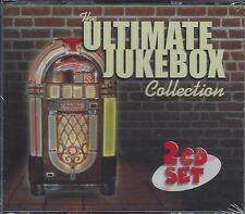 """VARIOUS ARTISTS  """"The Ultimate Jukebox Collection""""   NEW SEALED 2 CD SET"""