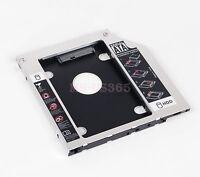 SATA 2nd Hard Drive SSD HDD Caddy Bay for DELL Latitude E5440 E5540 E6440 E6540