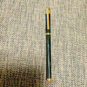 Vintage Cartier Fountain Pen Gold x Black
