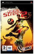 & Factory FIFA Street 2 Sony PSP (essentials)