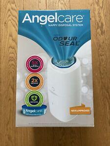 Angelcare Nappy Bin + 1 refill Brand New In Box RRP £20