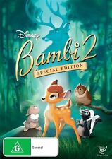 Bambi 2 II - The Great Prince of the Forest : NEW DVD