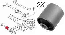2X Rear Axle Bushes For Citroen C8 Fiat Ulysse Peugeot 807
