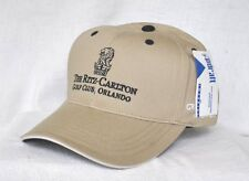 *RITZ CARLTON GOLF CLUB ORLANDO* FLORIDA Stuctured HAT CAP *IMPERIAL* COOLMAX