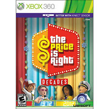 The Price is Right: Decades (Microsoft Xbox 360, 2011) DISC ONLY