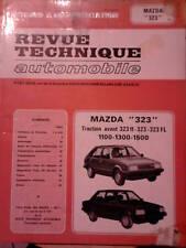 MAZDA 323 - Revue Technique Automobile
