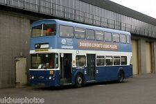 Tayside No.142 Dundee Depot 1981 Bus Photo