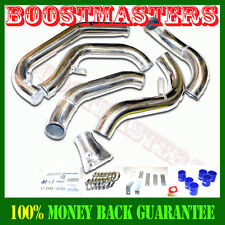 TURBO INTERCOOLER PIPING KIT Mazda RX7 1986 87 88 89 90 91 1992 Aluminum