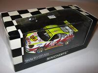 1:43 Porsche R911 GT3 RSR Bergmeister Long Sebring 2005 MINICHAMPS 400056431 OVP