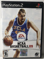 NCAA Basketball 09 Sony PlayStation 2 PS2 Complete CIB Tested