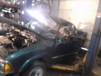 Power Steering Pump 4 Cylinder Fits 96-00 ISUZU HOMBRE 207211
