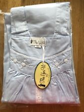 Cotton Nightdress by The 1 for U Blue Nightie Size Large 16-18