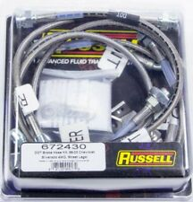 RUSSELL Brake Line Kit 99-03 Chevy Truck P/N - 672430