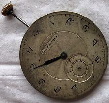 Girard Perregaux Chronometer Pocket Watch movement & dial 41 mm. in diameter