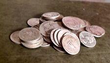 Lot of 50 Washington Silver Quarters Lot #2305