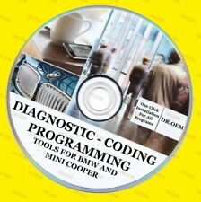 Diagnostic Coding Software for BMW MINI ISTA INPA ESYS K DCAN ENET DIS Program