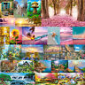 Landscape Full Drill 5D DIY Diamond Painting Embroidery Cross Stitch Kit Decor