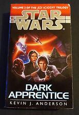 Dark Apprentice / Star Wars / Book 2 / Kevin J. Anderson / Paperback / 1994