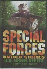 SPECIAL FORCES UNTOLD STORIES - U.S. GREEN BERETS - UK R2 DVD