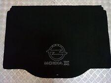 Opel Mokka X tappetino moquette baule bagagliaio car boot floor carpet cover