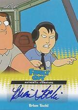 Family Guy Season 3,4,5 - Brian Tochi Autograph Card