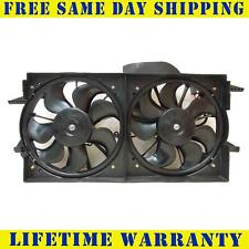 Radiator And Condenser Fan For Pontiac Grand Am Oldsmobile Alero Gm3115105 (Fits: Oldsmobile Alero)