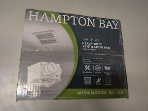 Hampton Bay BPT13-14MG 80 CFM Ceiling Mount Installation Heavy-Duty Bath Fan