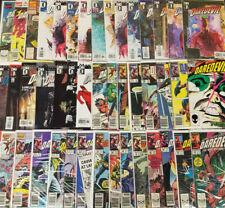 Huge 80+ Issue Daredevil Comic Book Lot Elektra Kingpin More Marvel Comics BBX20