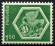 Svizzera 1973-80 sg#862, 1f50 definitivo Gomma integra, non linguellato #d45622
