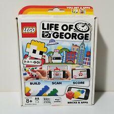 Lego #21201 - Life of George New & Factory Sealed Box Bricks & Apps