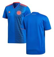 Colombia Soccer Jersey Away - Sizes Available L -XL