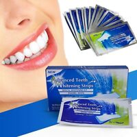 ++28 Advanced Teeth Whitening Professional White Strips 2 Weeks Course++