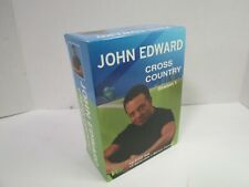 John Edwards Cross Country Season 1 DVD Box Set 10 Discs 15 Episodes Bonus
