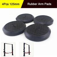 Universal 4Pcs 125mm Rubber Arm Pads lift Pad For Auto Lift Car Auto Truck Hoist