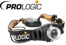 Prologic LUMIAX Headlamp Zoom Kopflampe mit 3w CREE LED