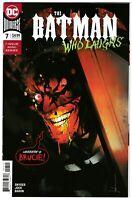 Batman Who Laughs #7 Main Cvr (DC, 2019) NM