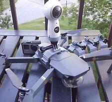 Mavic Pro Top Mount - Mighty Mount Go Pro - 3D Camera for DJI
