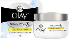 2 PCS OLAY NATURAL WHITE DAY CREAM ALL IN ONE FAIRNESS CREAM, SPF-24