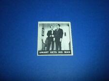 GET SMART card #62 Topps 1966 Printed in U.S.A. DON ADAMS BARBARA FELDON TV