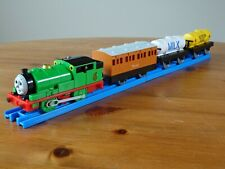 THOMAS TOMY 4762 Trackmaster Motorized Train Car and Expansion set 4534 of track