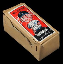 1960's Bobble Head Nodder Roger Maris Mini with Original Picture Box Minature